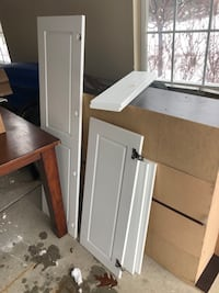 Kraftmaid Mission style doors and drawer fronts