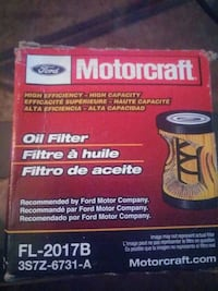Brand new mazda3/ford focus oil filter  London