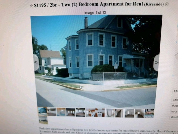APT For Rent 2BR 1BA