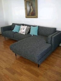 Couch for sale pillows included