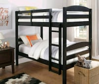 Bunk Bed FRAME ONLY (MUST GO  OR TRASHING SOON) Wayne, 19087