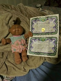 Josephine Cabbage Patch Doll  Jackson, 39212