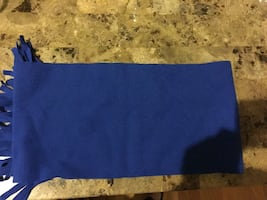 Scarf, Blue NEW Never Worn