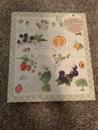 Brand new deluxe recipe binder Gallatin, 37066