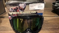 Goggles with video camera - clearance sale item Langley, V3A 4E6