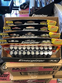 Trade AA batteries for AAA Batteries   501 km