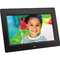 """Aluratek 10"""" 4GB Digital Photo Frame with Built-In Speakers Sherwood Park, T8A 5R9"""