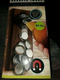 Used Cap Catching Magnetic Bottle Opener For Sale In Berwick Me