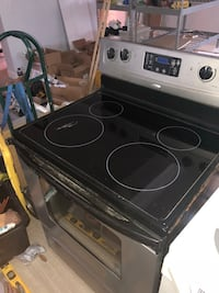 Whirlpool Electric Stove and Oven Orlando, 32804