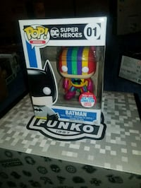 batman New York comic con exclusive funko pop Toronto, M1L 2T3