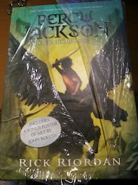 Percy Jackson books Mission, 78572