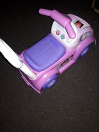 Toddler Pushable/Ride On Toy