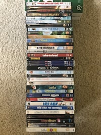 DVD Collection! $2 each Alexandria, 22305