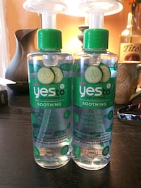 2 Yes to Cucumbers Micellar Cleansing Water