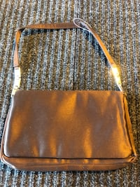 brown and white leather crossbody bag Vacaville, 95688