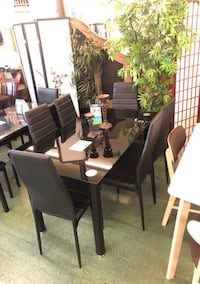 Black Friday Sale! Table & 6 Chairs On Sale Now! New York, 11435