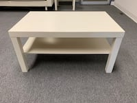 Low White Rectangular Table - Like New Los Angeles, 90079