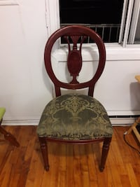 1 wooden classical chair TORONTO