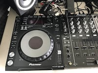 DJ EQUIPMENT, Will sell all at discounted price Toronto, M5C 3E4