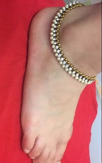 Brand new beautiful foot anklet