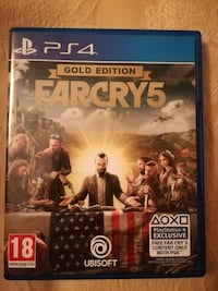 Far cry 5 gold edition ps4 56 km