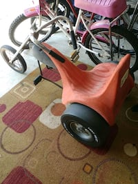 AMF Hot Seat kids pedal trike VERY RARE New Jersey, 08081
