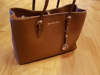 Michael Kors Jet Set Travel Brun Arendal, 4821