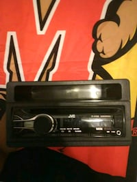 black Pioneer 1-DIN car stereo head unit Suitland-Silver Hill, 20746