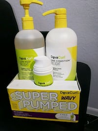 Shampoo and conditioner Deva Curl Killeen, 76542