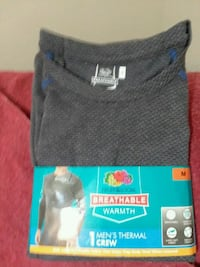 Brand new mens thermal size m $6.00 Valdosta, 31602