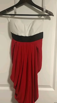Small- strapless Dress by Bebe Toronto, M9C 0A9