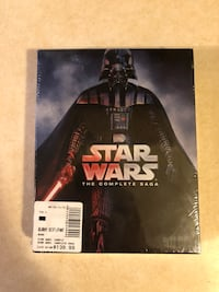 Star Wars: The Complete Saga - UNOPENED BluRay Schaumburg