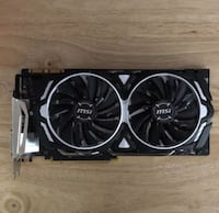 GeForce GTX 1080 Clarksville