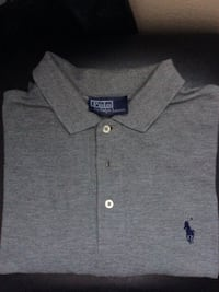 Gray ralph lauren polo shirt Corona, 92883