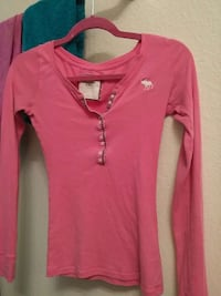 Abercrombie & Fitch long sleeve Antioch, 94531