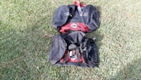 Marlboro gear duffle bags(2) one large and one medium