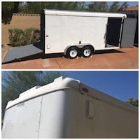 Best Excellent 2004 Loadrunner Enclosed Ramp 16 X 7 Tallahassee