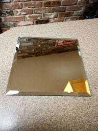 Decor table top mirror