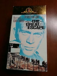 The great escape vhs Baltimore