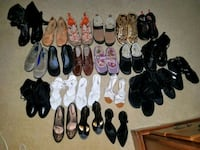 women's assorted pairs of shoes Woodbridge, 22191