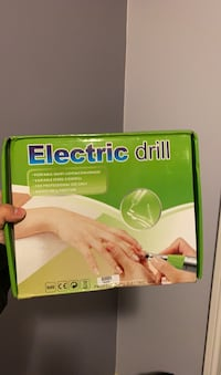 Electrical Nail Drill