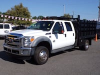 Ford Super Duty F-550 DRW 2012 Manassas