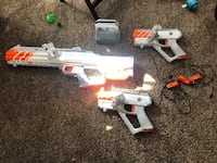 Recoil guns. Hardly used. Great condition  Saint George, 84790