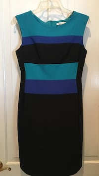 blue and black sleeveless dress Mobile, 36607