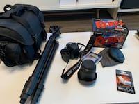 Canon Rebel T5i DSLR Full Kit with Canon EF 24-105mm f/4 L Toronto, M5A 0C6