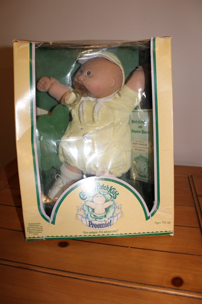 cabbage patch kids premie for sale  Spotswood