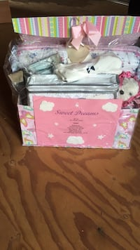 Gift box for 7- 8 year girl