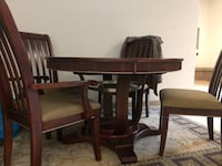 Round table with 4chairs Charlotte, 28278