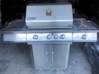 Gray and black gas grill San Jose, 95148