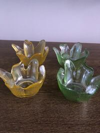 Candle holders (4) Hanover, 21076